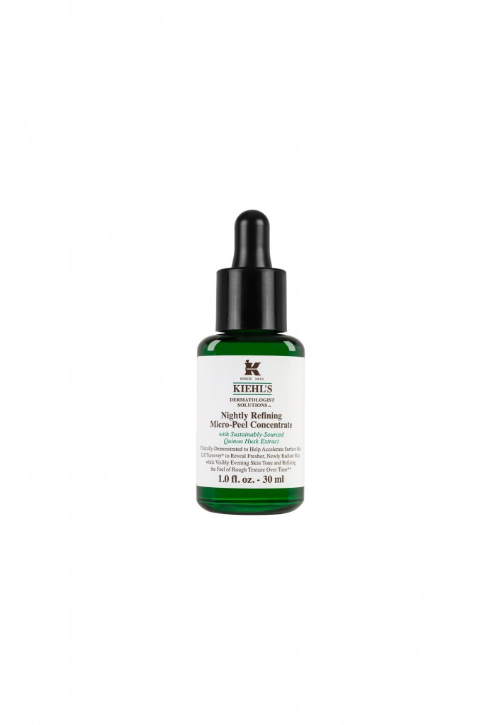 Nightly Refining Micro-Peel Concentrate, de Kiehls