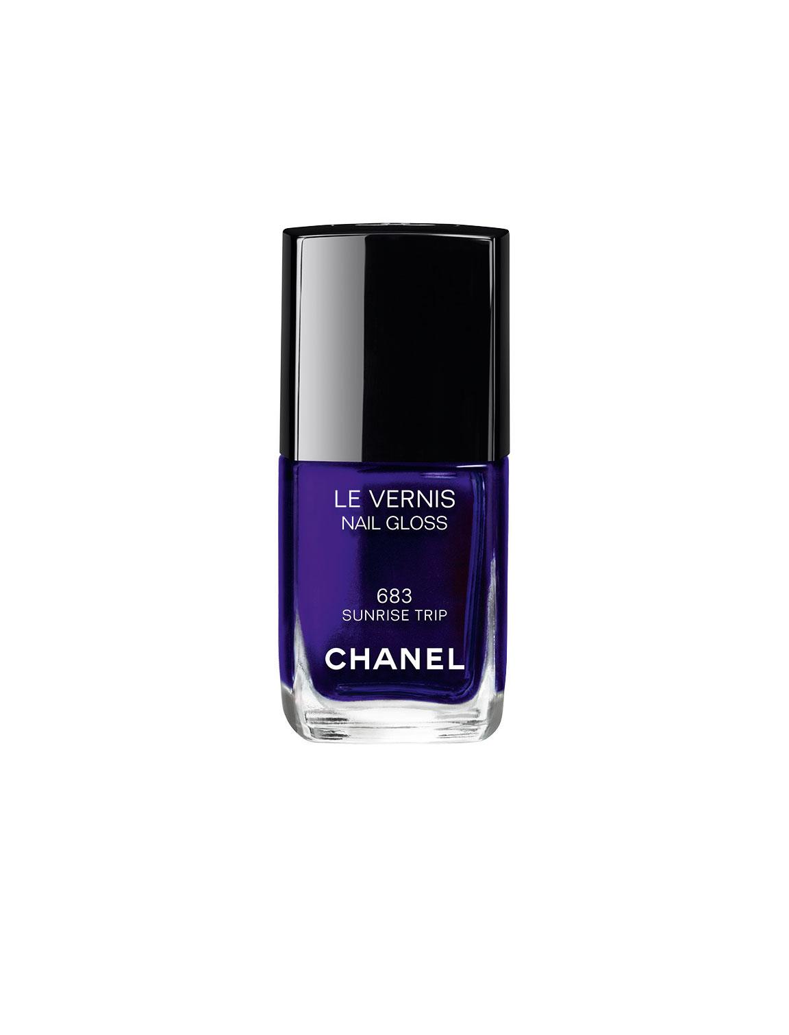 L.A. Sunrise de Chanel (P16). Le Vernis Gloss nº 683 (PVPR 25,50 €)