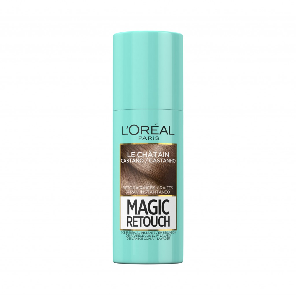 Magic Retouch Castaño, de L'Oréal Paris