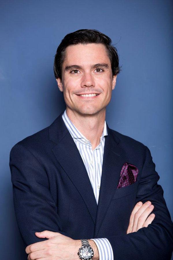 Alvaro Fiestas, director de marketing LVMH Frgrance Brands.