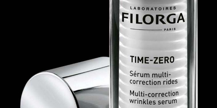Time-Zero Serum, de Filorga