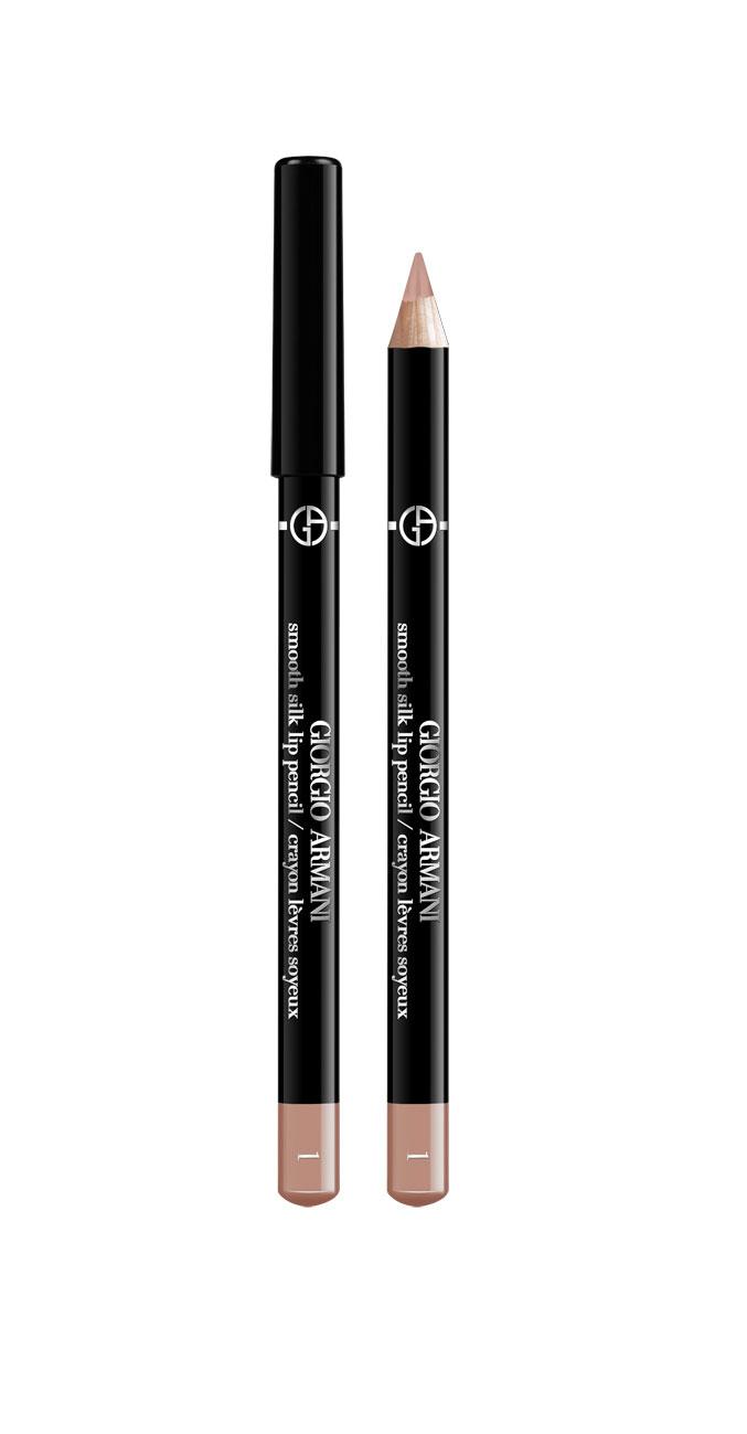 Giorgio Armani, Smooth Silk Lip Pencil nº 1.