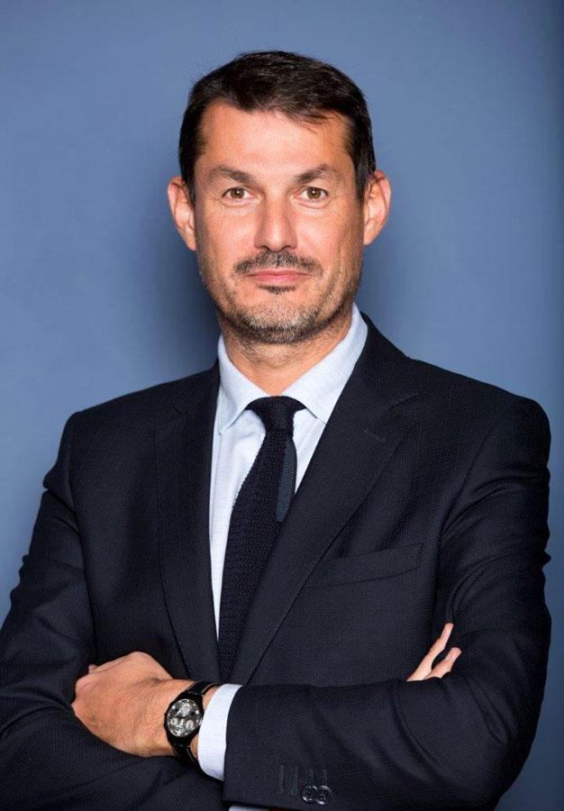 Patrick Encinas, director comercial LVMH Frgrance Brands.