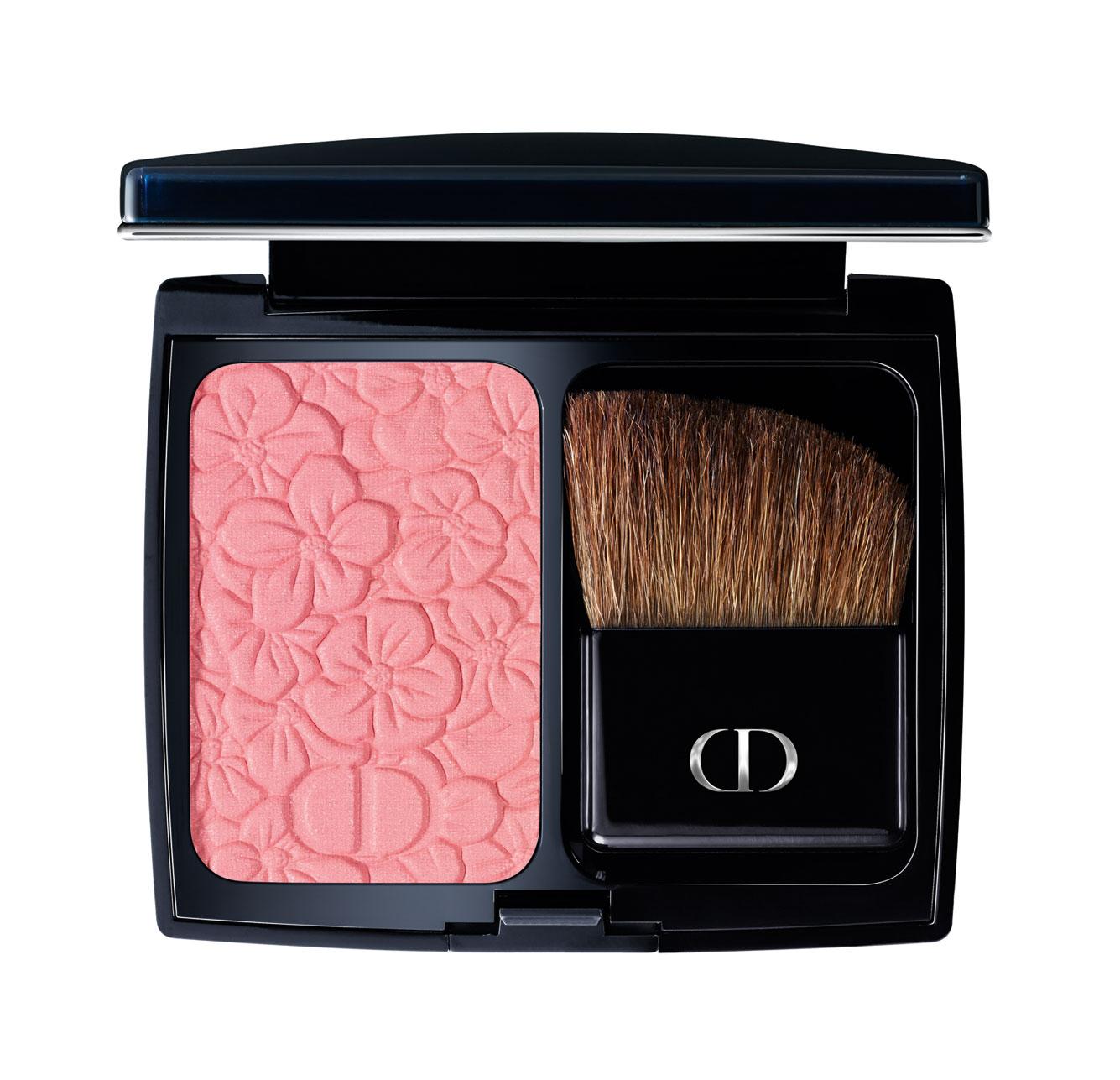 Dior Glowing Gardens. Blush Floral Pink.