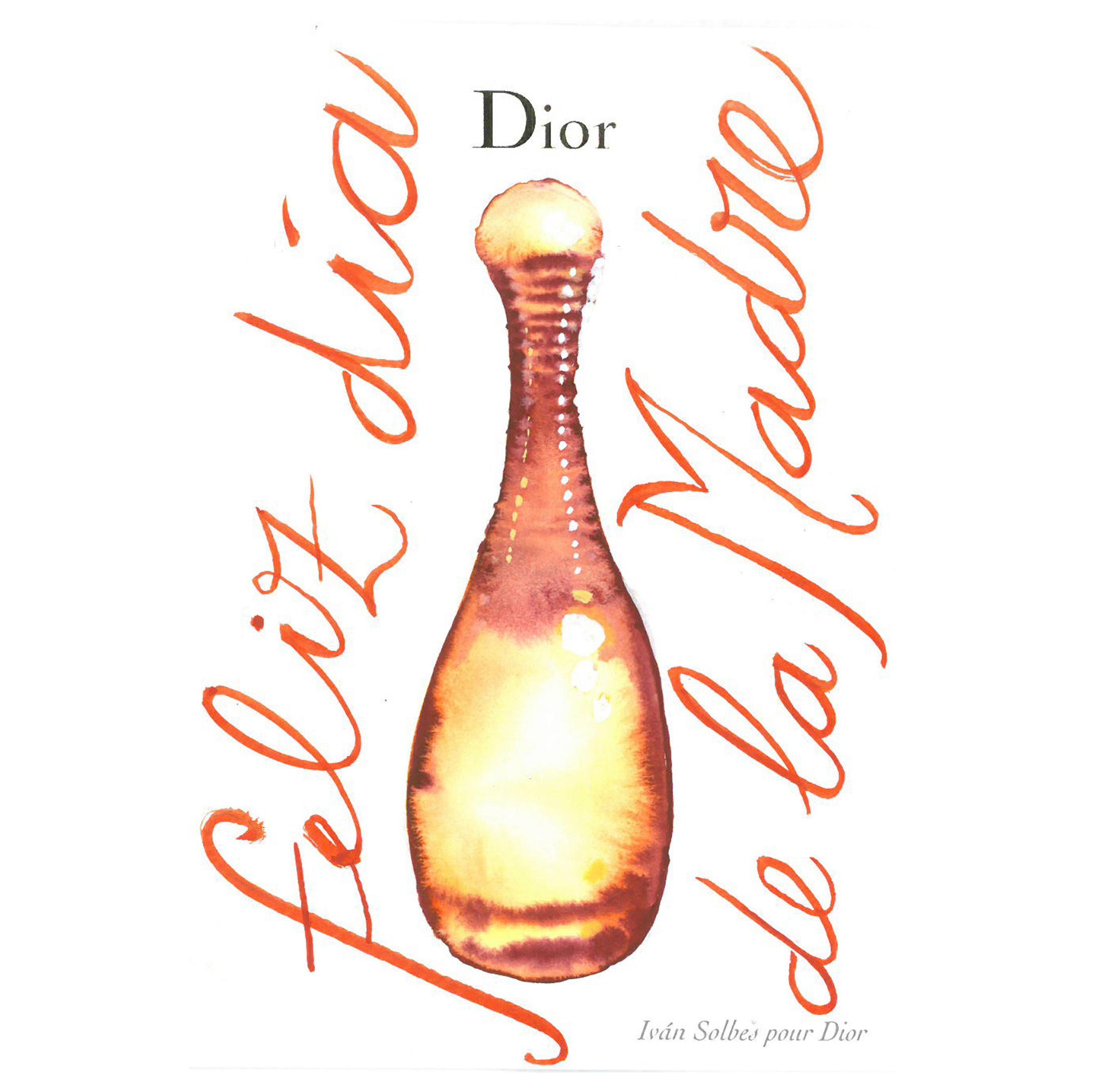 J'Adore, de Dior
