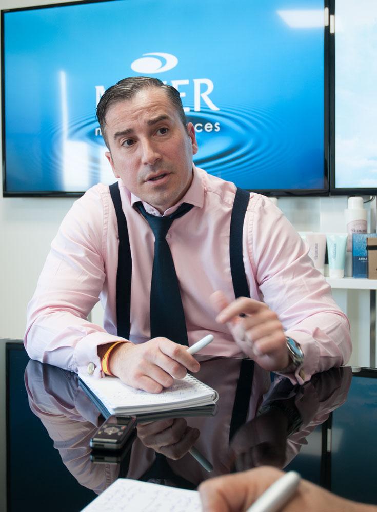 Celso Gómez Loeches, CEO de Mixer & Pack.