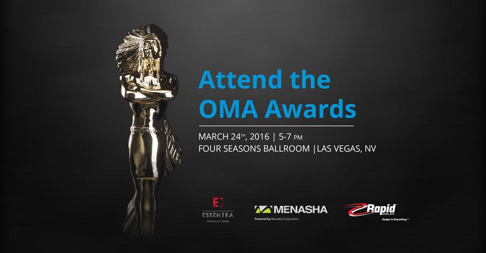 Popai Global Awards, Las Vegas.