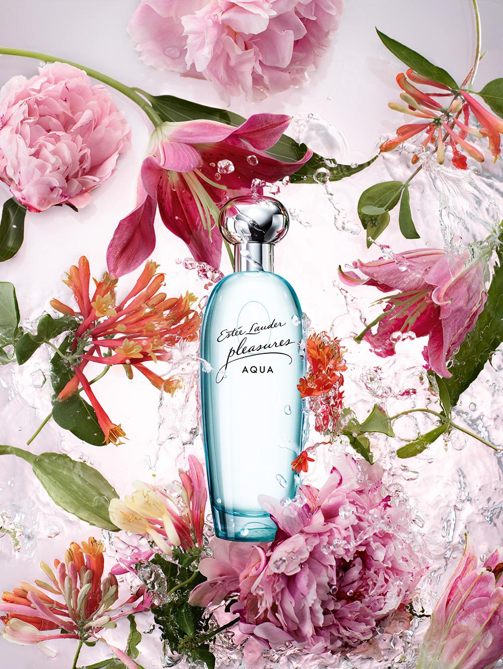 Pleasures Aqua, de Estée Lauder