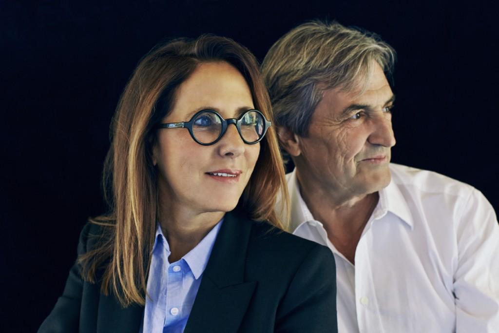 Christine Nagel y Jean-Claude Ellena, Hermès