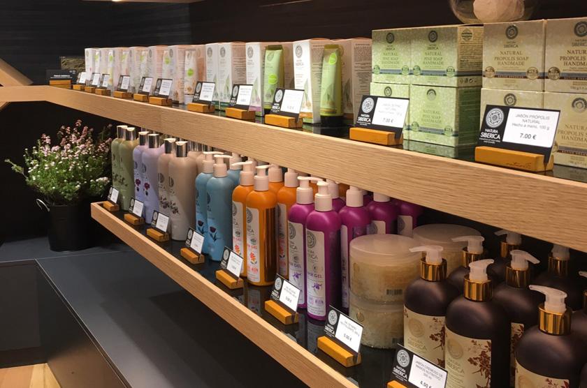 Natura Siberica Concept Store Barcelona