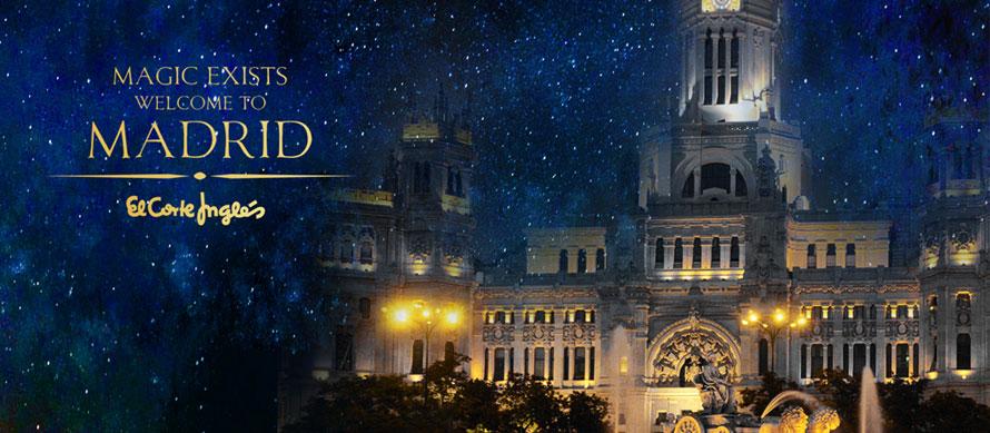 El Corte Inglés promociona Madrid en Hong-Kong