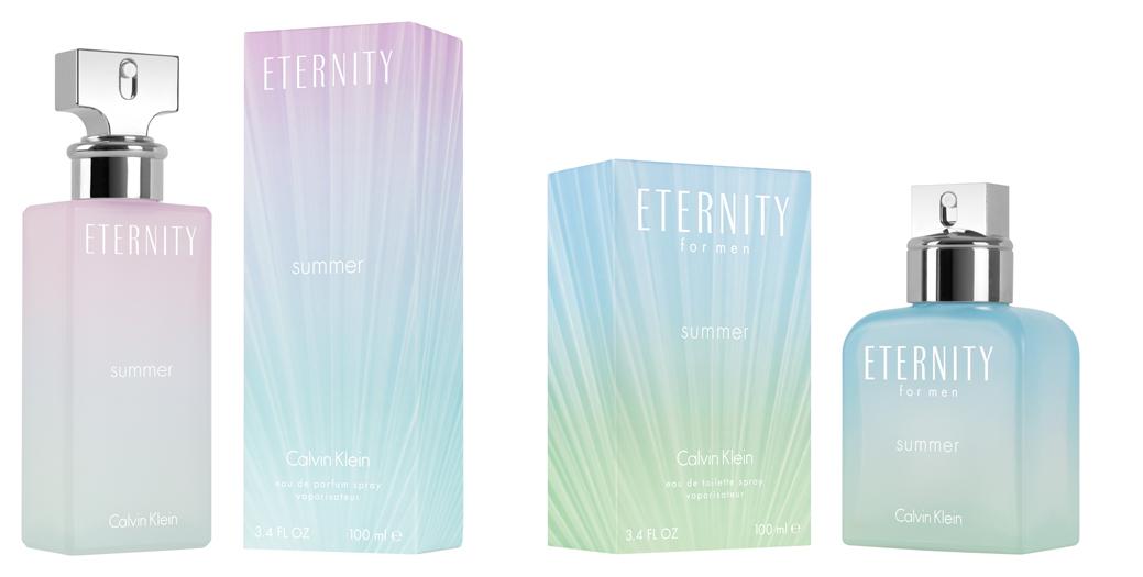 Eternity Summer 2016 Calvin Klein