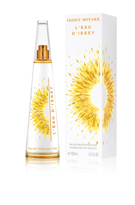 L'Eau d'Issey, Issey Miyake Summer 2016