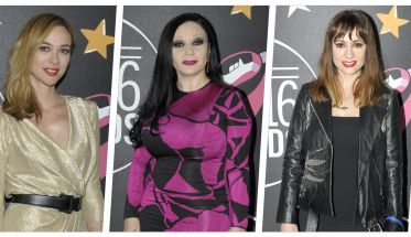Mac Cosmetics fiesta tendencias otoño. Pelayo Díaz, Marta Hazas, Alaska y Natalia Verbeke