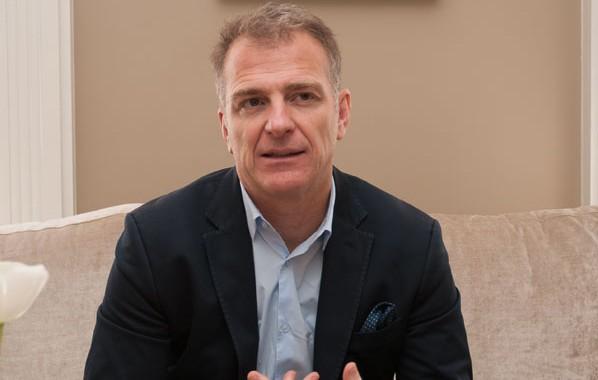 Matias de Alzúa, director filiales europeas de Angelini.