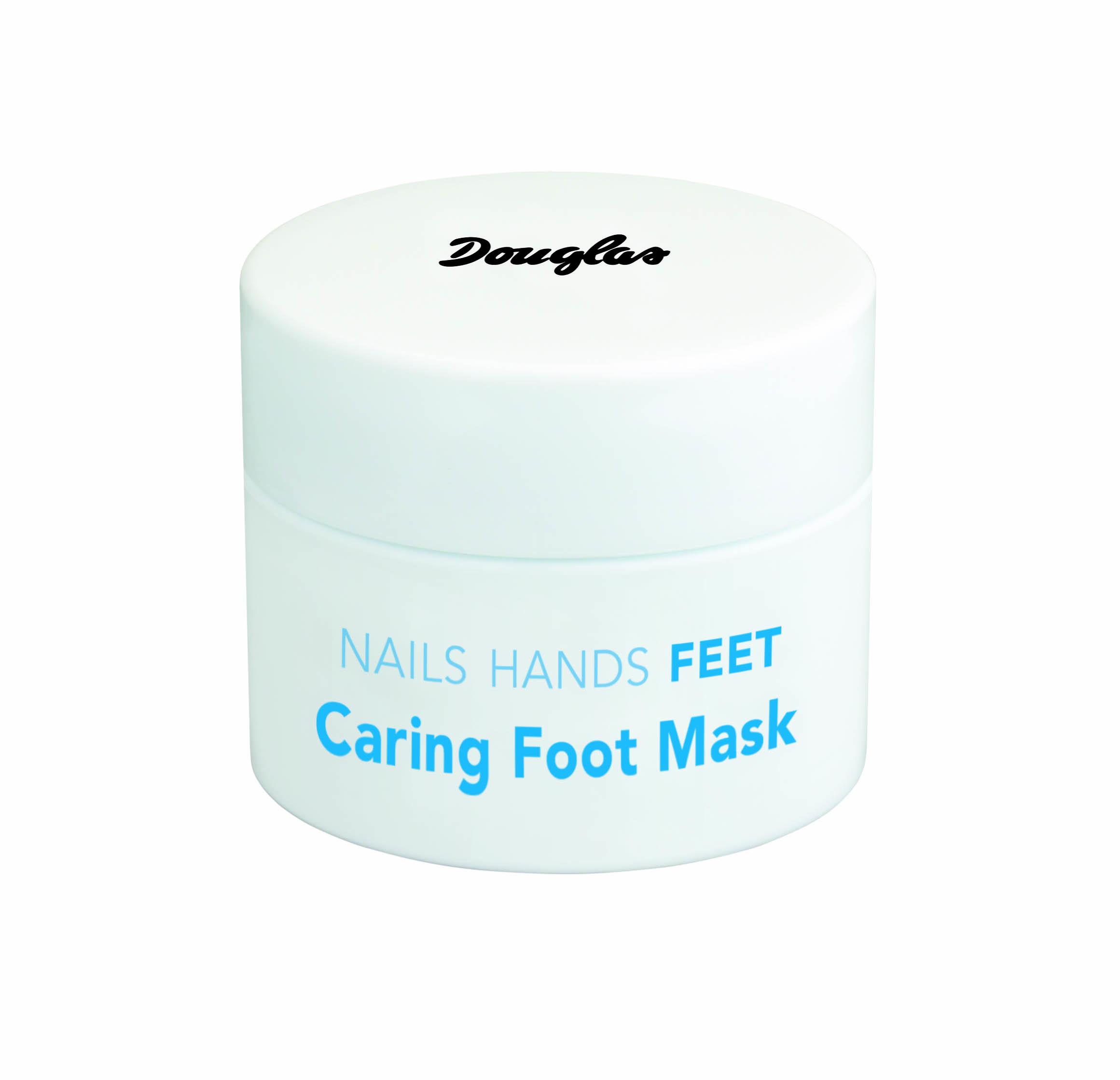 NHF Caring Foot Mask, Douglas