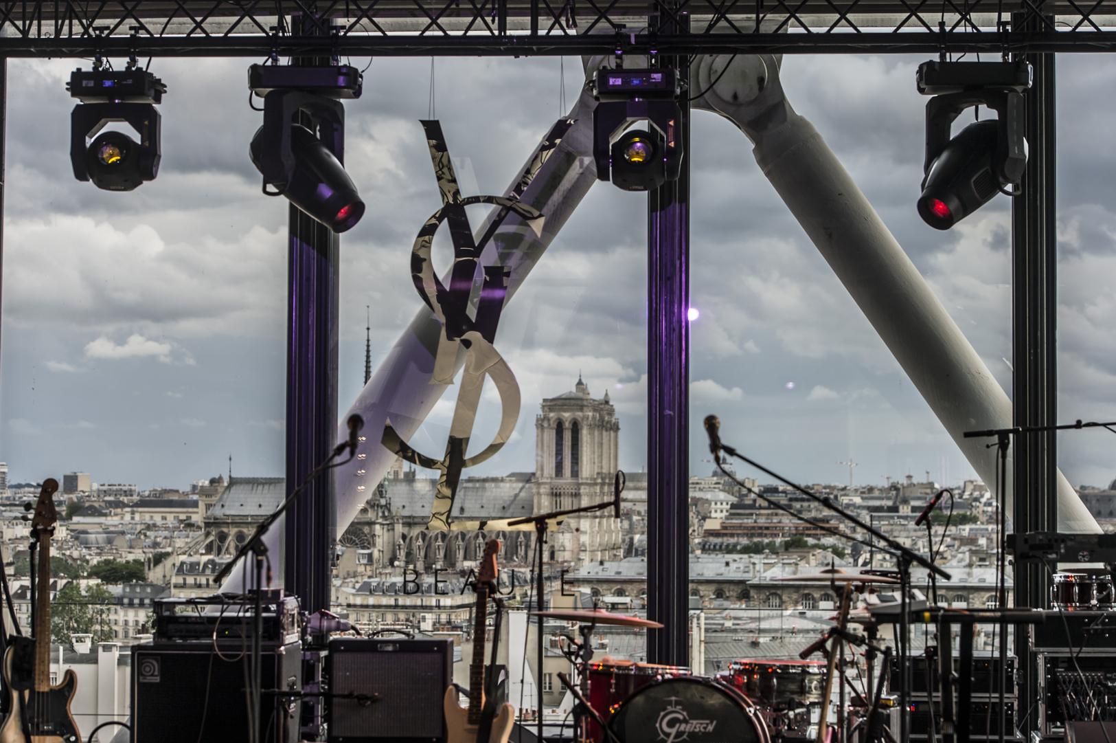 Fiesta Mon Paris, YSL