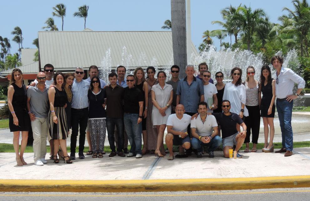 VII Convención de Persé en República Dominicana.