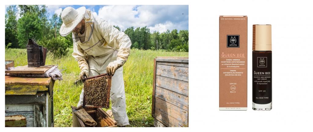 Carrusel APIVITA Queen Bee