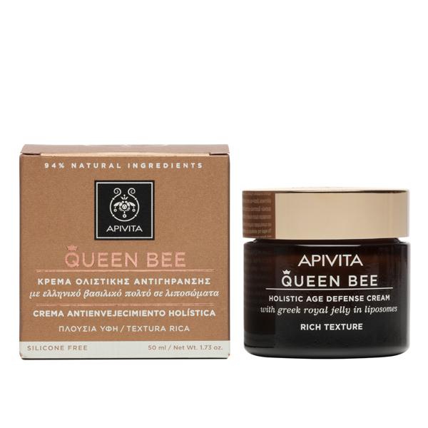 Queen Bee Crema Textura Rica
