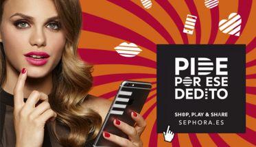 Sephora lanza su tienda online.