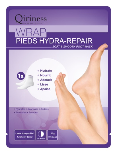Wrap Pieds Hydra-Repair (PVPR 4,90 €)