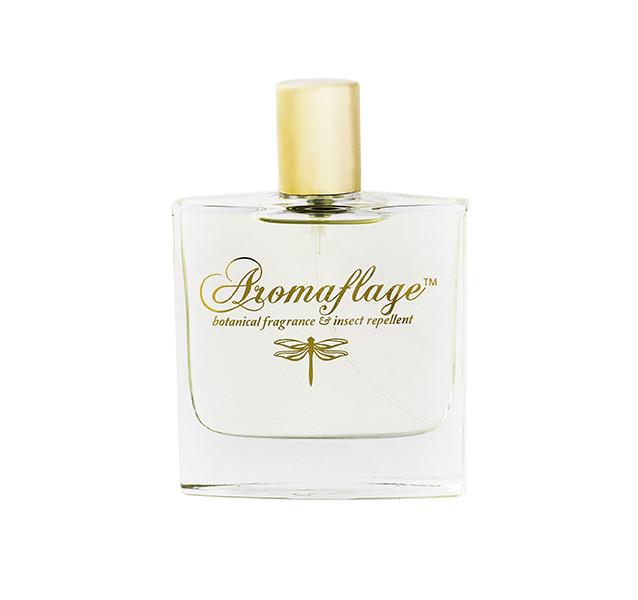 Aromaflage, perfume repelente de mosquitos