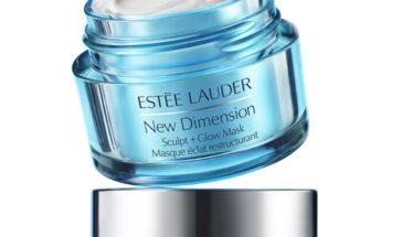 Estée Lauder New Dimension Sculpt + Glow Mask