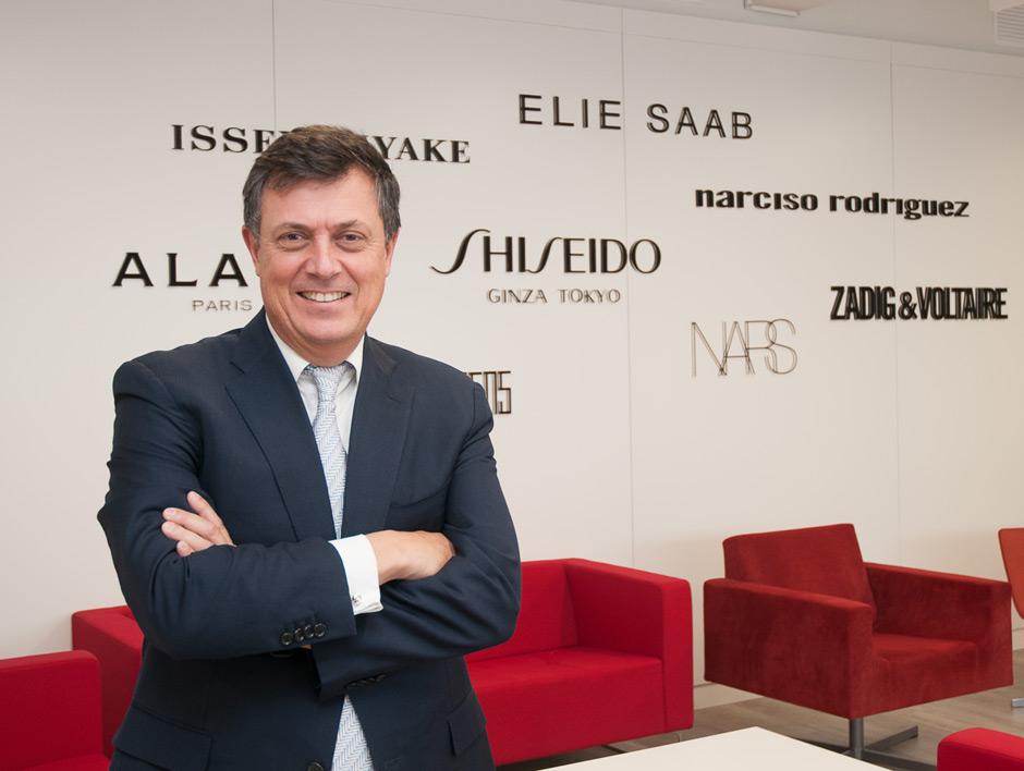 Jose María Pérez Diestro, presidente de Shiseido Spain y BPI, Country Manager del grupo Shiseido España.