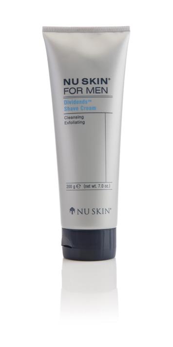Nu Skin Dividends Shave Cream