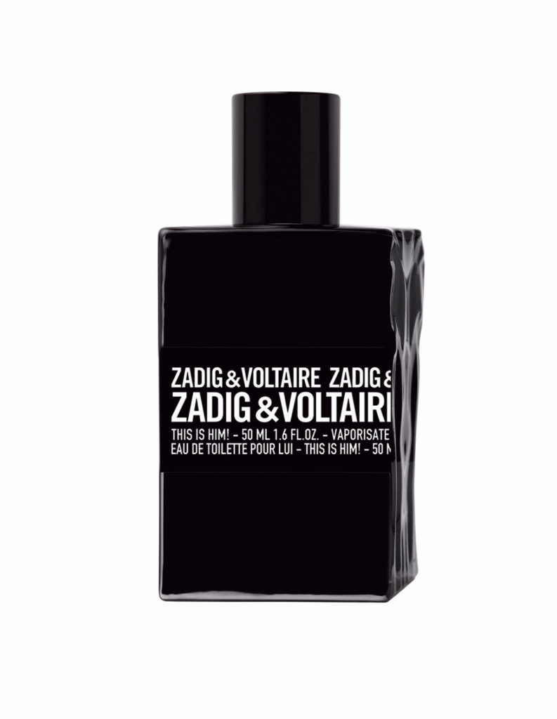 Zadig & Voltaire This is Him! EDT 50 ml.