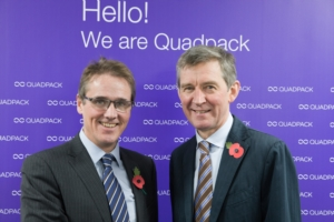 Quadpack y Collcap se fusionan.