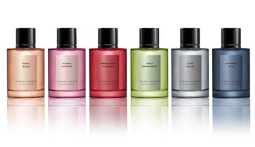 Zara Home The Perfume Collection.