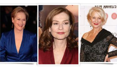 Meryl Streep, Isabelle Huppert, Hellen Mirren