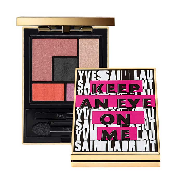 YSL colección primavera 2017, Couture Palette Collector The Street & I