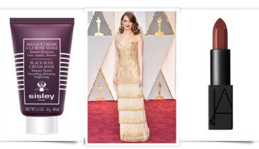 El look de Óscar de Emma Stone. Emma Stone, look de maquillaje premios Óscars 2017
