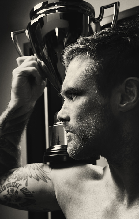 Nick Youngquest para Invictus Intense, de Paco Rabanne