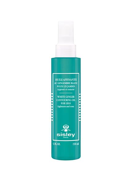 White Ginger Contouring Oil for Legs, Sisley