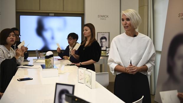 Perfumes y Diseño presenta Starck Paris en Hong Kong.