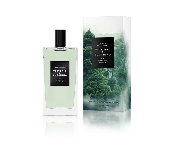 perfume hombre de victorio y lucchino