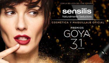 Sensilis patrocina los Goya 31 edición.