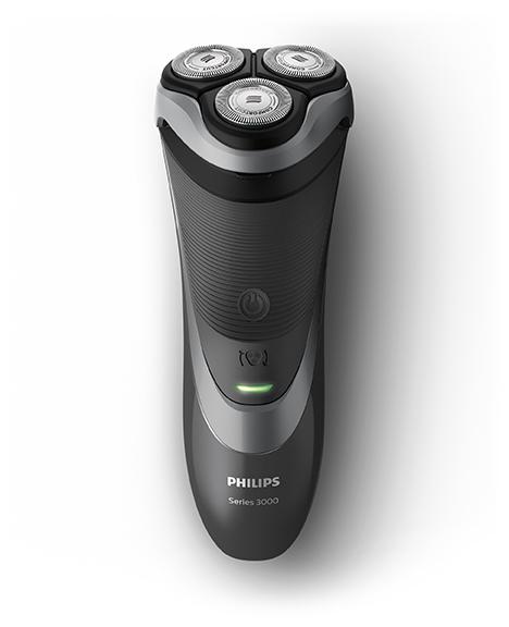 Afeitadora Philips Serie 3000