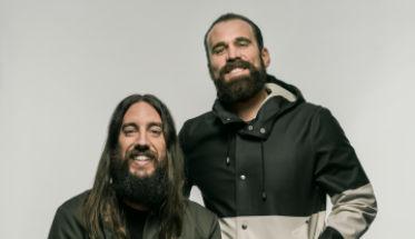 Michael Lastoria (izda) y Doug Jacob (dcha), cofundadores de JWALK.