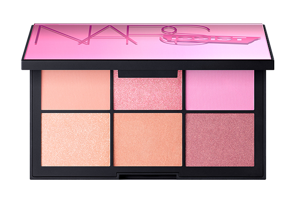 Narsissist Unfiltered II Cheek Palettes