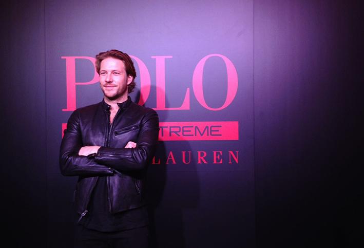 Luke Bracey, nuevo embajador de Ralph Lauren