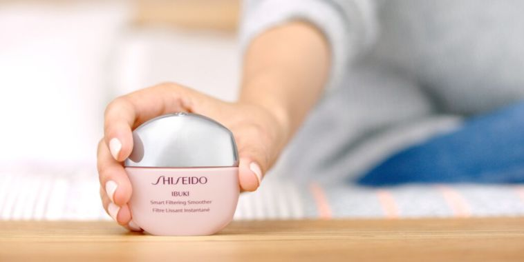 Shiseido Ibuki Smart Filtering Smoother. Shiseido Ibuki Smart Filter Smoother