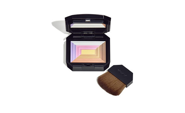 Shiseido 7 Color Powder Illuminator