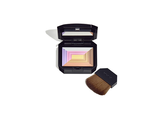 Shiseido 7 Color Powder Illuminator