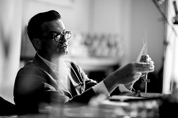 Thierry Wasser perfumista Guerlain