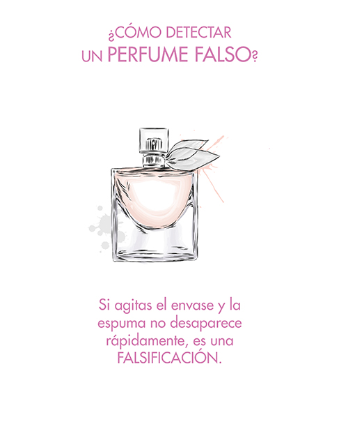 ¿Cómo detectar un perfume falso? Stanpa